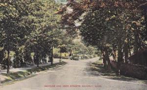 Massachusetts Beverly Neptune and Ober Streets