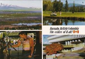 Canada British Columbia Burnaby Village Museum Deer Lake Simon Fraser Univers...