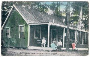 Littleton, Mass, Camp Brookside, Lake Warren