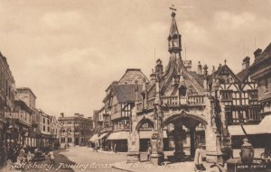 SALISBURY , Wiltshire , England , 00-10s ; Silver Street