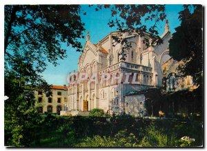 Postcard Modern Places Dominicans Saints by Prouilhe Fanjeaux Aude