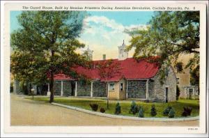 Guard House, Carlisle Barracks PA