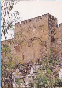 Israel Jerusalem The Golden Gate