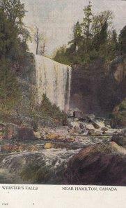 HAMILTON , Ontario , Canada , 1900-10s ; Webster's Falls
