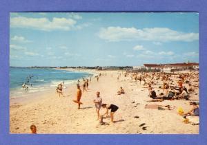 North Falmouth, Mass/MA Postcard, Silver Beach/Cape Cod