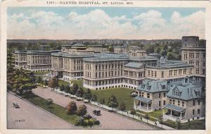 ST. LOUIS, Missouri, PU-1931; Aerial View of Barnes Hospital