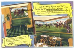 New Turf Room & Grill, The Dewitt Clinton, Albany NY