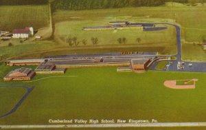 KINGSTOWN , Pennsylvania , 40-50s ; Cumberland Valley High School