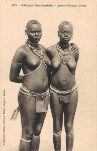 Africa Afrique occidentale Jeunes Femmes Diolas 03.74