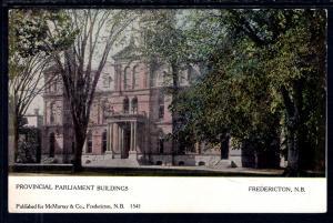 Provincial Parliament Buildings,Fredericton,New Brunswick,Canada