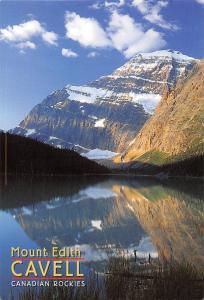 Canada Mount Edith Cavell Jasper National Park, Alberta
