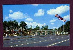 GA Six Flags Amusement Park Entrance ATLANTA GEORGIA PC