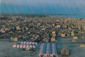 Bahrain, Manama from the East , 50-70s