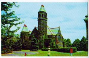 Chapel, Slippery Rock State Teachers College PA