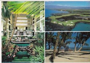 Hawaii Kohala Coast Mauna Lani Bay Hotel Multi View With Golf Course