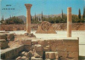 Palestine Jericho historical city ruins Postcard