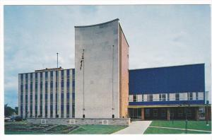 City Hall Building, Windsor, Ontario, Canada, 40-60's