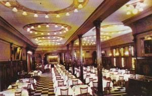 Illinois Chicago Henrici's Restaurant Interior