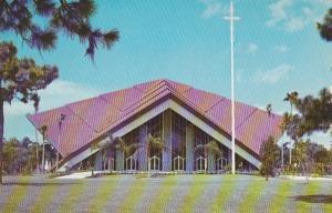 Florida St Petersburg New Pasadena Community Church 1966