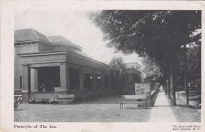 Peristyle of The Inn, The Roycroft Shop, EAST AURORA, New York, PU-1913