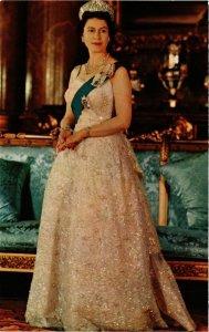 CPM AK H.M. Queen Elizabeth II, BRITISH ROYALTY (791232)