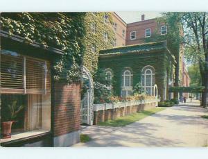 Unused Pre-1980 QUEENSBURY HOTEL Glens Falls New York NY u0882