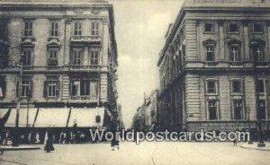 Sister Street, Rue des Soeurs Alexandria Eqypt Unused