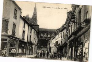 CPA Sees-Grande-Rue (P210)