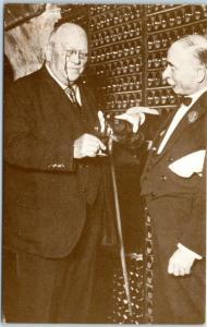 Saratoga, CALIFORNIA WINE Postcard PAUL MASSON Champagne & Wine Cellars c1950s