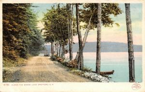 Lake Spofford New Hampshire~Drive Along the Shore~c1905 Detroit Pub Co #8781