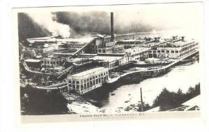 RP, Pacific Pulp Mills, Ocean Falls, British Columbia, Canada, 1920-1940s