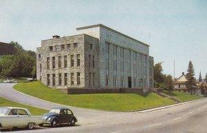 CHICOUTIMI, Quebec, Canada, 1950-1960's; Le Palais De Justice