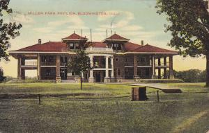Miller Park Pavilion, BLOOMINGTON , Illinois , PU-1909