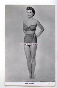 b6095 - Film Actress - Jean Simmons, The People  No.P.1009 - postcard