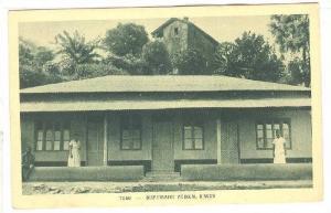 Dispensire Medical d'Agou, Togo, 00-10s