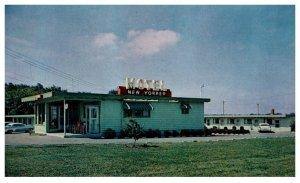 Canada  Niagara Falls New Yorker Motel