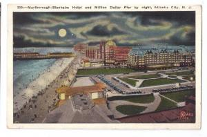 Atlantic City NJ Marlborough Blenheim Hotel P Sanders