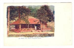 Bruin Inn, North Cheyenne Canon, Colorado, Pre-1907