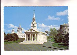 St Martin-in-the-Fields, Woodleigh Replicas, Kensington, Prince Edward Island
