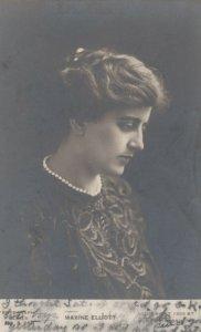 RP: Actress, MAXINE ELLIOT, PU-1917