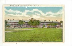 Parade Grounds & Barracks, Fortress Monroe,VA 10-20s