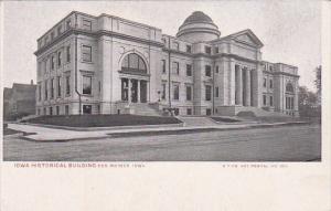 Iowa Des Moines Iowa Hostorical Building