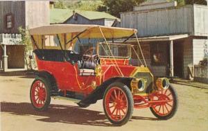 Vintage Auto 1910 Overland