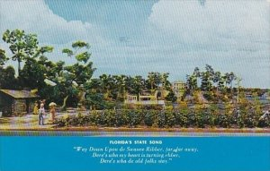 Florida White Springs Florida's State Song Stephen Foster Memorial