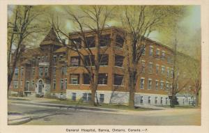 General Hospital , SARNIA , Ontario , Canada , 30-40s