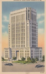 KANSAS CITY , Missouri , 1941 ; Jackson County Court House