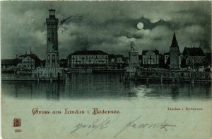 CPA AK Lindau I.B.- GERMANY (883112)