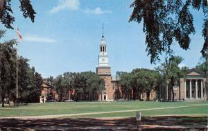 New Hampshire~Baker Memorial Library At Dartmouth College~1957 Postcard