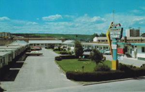 Mount Eisenhower Motor Court, CALGARY, Alberta, Canada, 40-60´