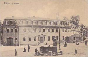 Goethehaus, Weimar (Thuringia), Germany, 1900-1910s